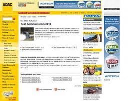 Automobilclubs Stiftung Warentest : adac test sommerreifen 2010 ~ Kayakingforconservation.com Haus und Dekorationen