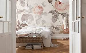tapeten furs schlafzimmer bei hornbach With markise balkon mit tapet versace