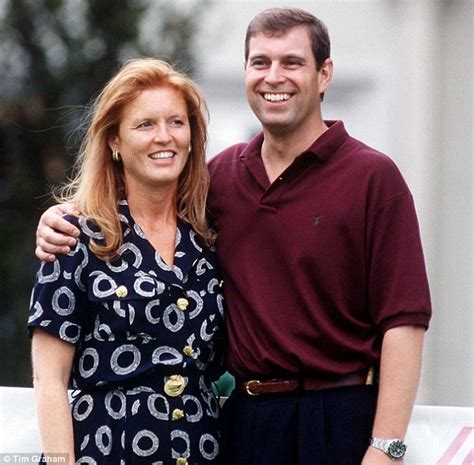 Prince Andrew and Sarah , Duchess of York to reunite ...