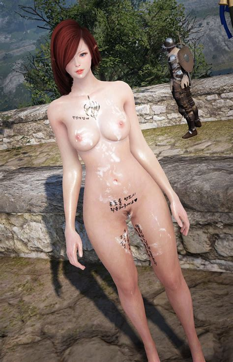Video Game Nude Gallery Black Desert Valkyrie Nude