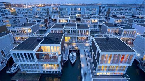 cuisine in amsterdam les maisons flottantes d 39 ijburg à amsterdam