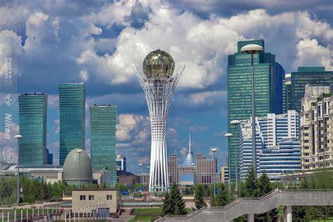 capital  kazakhstan   middle  summer