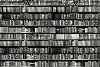 Books Library Mural Wall Wallpapers