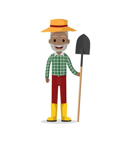 job male character vector set vector characters