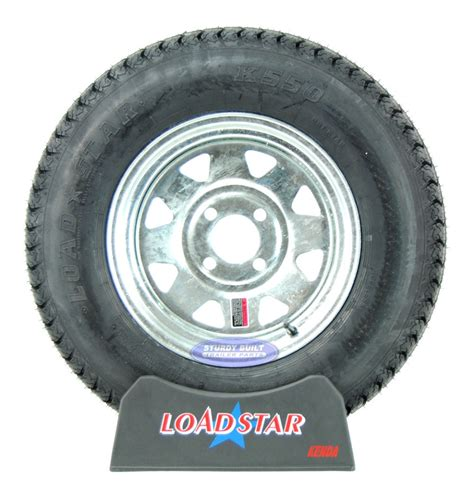 Boat Trailer Tires On by St175 80d13 Boat Trailer Tire On A Galvanized 4 Bolt Wheel