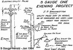 Utility Pole By J P  Broadbottom Click Here