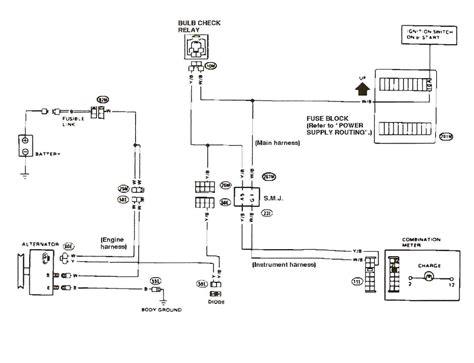 1990 nissan hardbody wiring diagram somurich