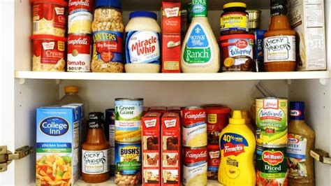 Cupboard Food by 16 Store Cupboard Items You Ve Had For Way Food