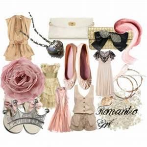 Romantický styl oblékání
