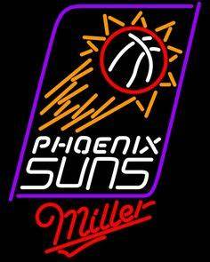 1000 images about Miller MGD with NBA Neon Signs on