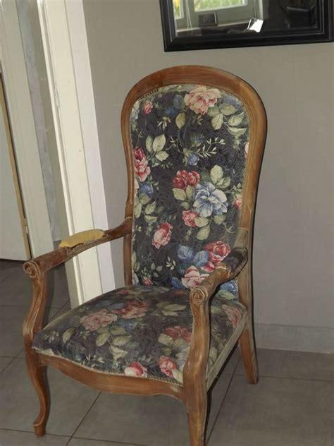 premier pas vers le blog avec mon fauteuil voltaire