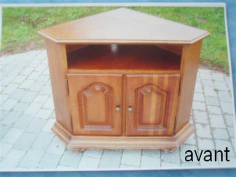 relooker un bureau en bois peinture pour relooker meuble en bois myqto com