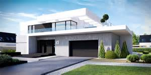 fertighaus design fertighaus modern flachdach grundriss kreative ideen für ihr zuhause design