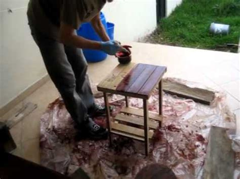 building  rustic furniture  scrap wood youtube