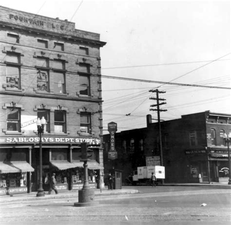 lighting stores indianapolis indianapolis then and now square at prospect and