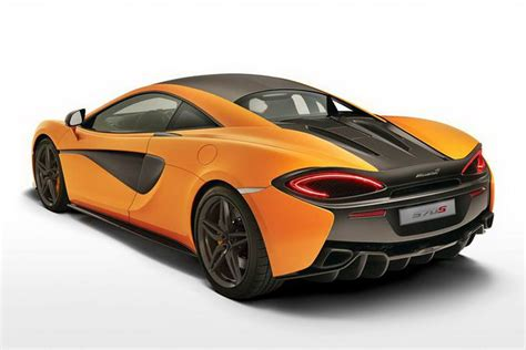 See The First Pictures Of Mclaren's Cheapest Ever Supercar