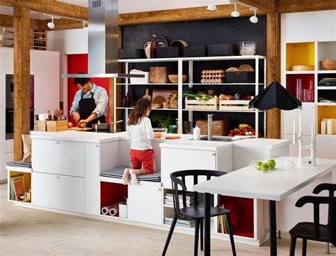 cuisine ilot central ikea un ilot central pour ma cuisine les conseils d ikea