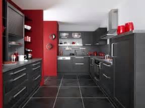 d 233 co cuisine noir blanc gris