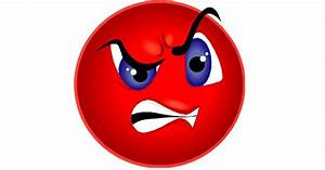 Angry Smiley Face | Symbols & Emoticons