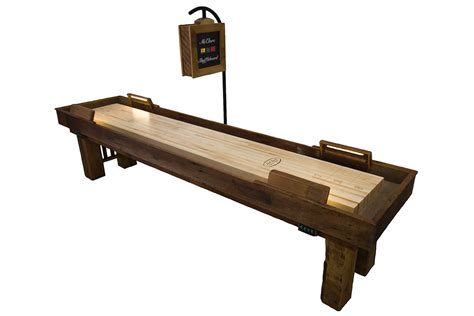 12 ft shuffleboard table 12 foot dakota shuffleboard table mcclure tables