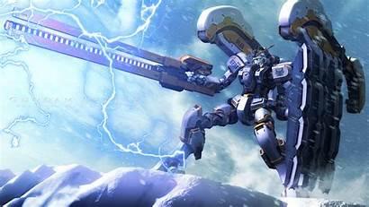 Gundam Thunderbolt Mobile Suit Anime Atlas Wallpapers