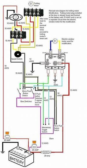Ranger Trolling Motor Wiring Diagram 3402 Julialik Es