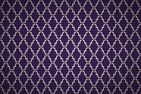 vintage quatrefoil wallpaper patterns