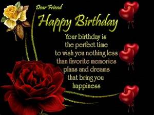 Happy Birthday SMS For Friend - SMS Images And Pictures ...