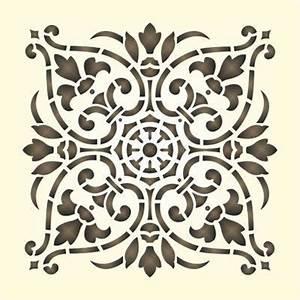 Schablonen Für Wände : die besten 25 malerschablonen ideen auf pinterest schablonendesigns f r w nde ~ Sanjose-hotels-ca.com Haus und Dekorationen