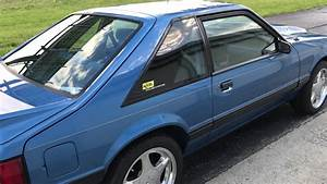 88 Mustang Lx - YouTube