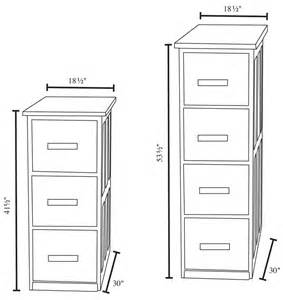 Three Drawer Filing Cabinet Dimensions valley vertical file cabinets ohio hardwood furniture