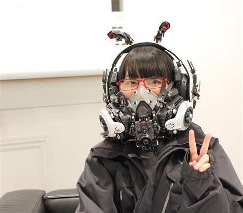 impressive cyberpunk accessories  hiroto ikeuchi