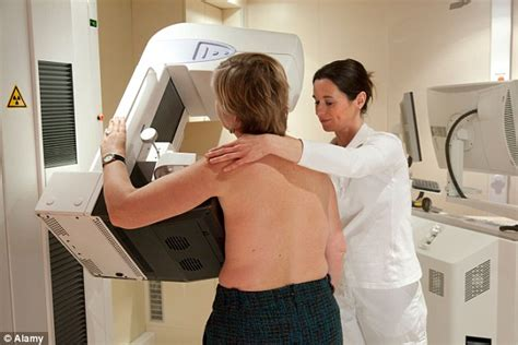 pat test for cancer the whose cancer doesn t show on mammograms daily mail
