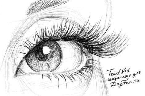 Как правильно подводить пошагово глаза карандашом