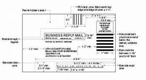 dmm 507 mailer services With usps business reply mail template