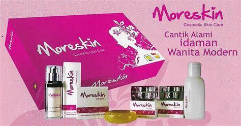 moreskin adalah paket perawatan kulit wajah terbaik dari