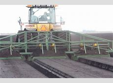 Raised Bed Shaper, Row Disc Bedder for Raised Bed Farming