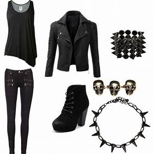 U0026quot;Casual outfit for a daughter of Hadesu0026quot; by amanda-ghostqueen on Polyvore | Percy Jackson Fans ...