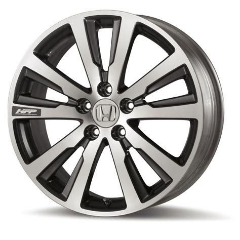 honda civic  hfp diamond cut alloy wheel