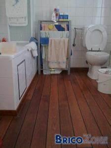 Parquet Quick Step Salle De Bain : parquet pour salle de bain page 2 ~ Zukunftsfamilie.com Idées de Décoration