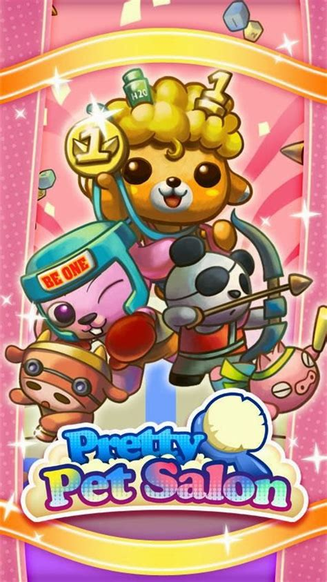 game android pretty pet salon hacked version