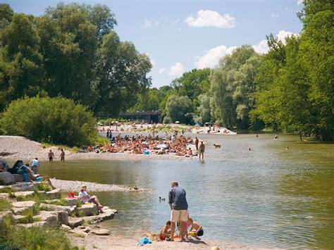 Nacktbaden Münchens Neue Fkkzonen