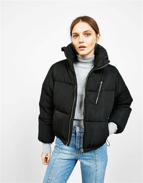 Piumino Nero Bershka Autunno Inverno 2017 | Moda con stile online