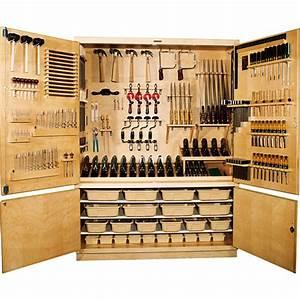 Large Tool Storage Cabinet