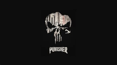 wallpaper punisher logo marvel comics hd movies