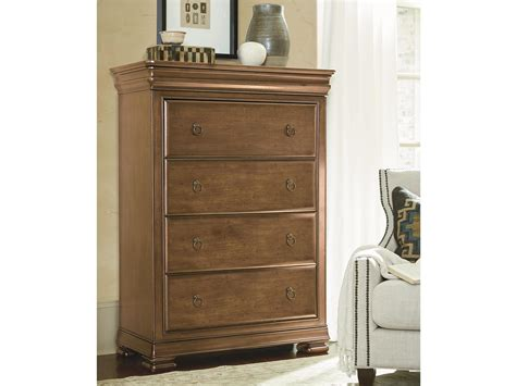 new lou bedroom furniture universal furniture new lou drawer chest in cognac 071155