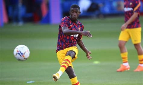 Barcelona 'did everything' to sell Ousmane Dembele to Man ...
