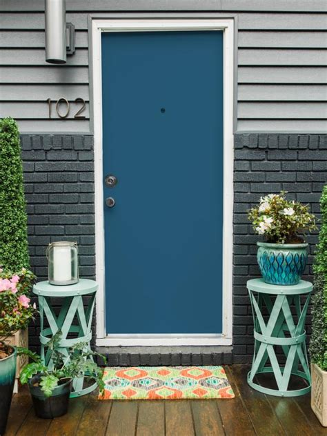 front door paint colors paint ideas  front doors hgtv