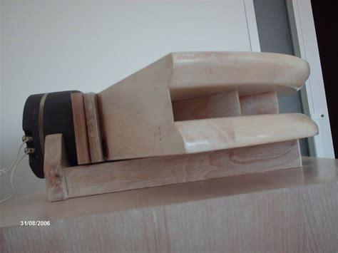 wood work diy wood horn  plans