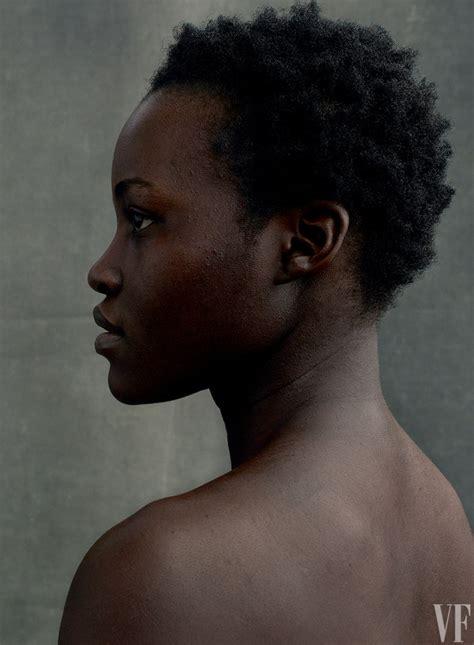 viola davis lupita nyongo  makeup   vanity fair